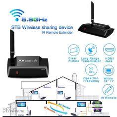 Wireless audio sender receiver