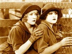 """scene from """"The Godless Girl"""" (1929) directed by Cecil B. DeMille"""