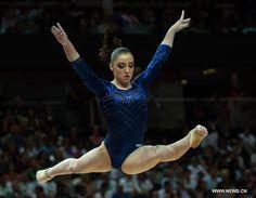 Aliya Mustafina #ArtisticGymnastics