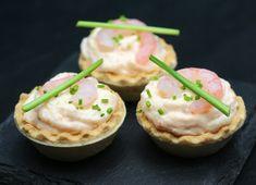 Paté de marisco #receta #recetasMycook Tapas, Baked Potato, Birthday Candles, Easy, Muffin, Baking, Breakfast, Ethnic Recipes, Desserts