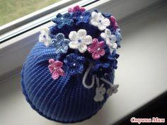 Super Crochet Baby Beanie Posts Ideas C Baby - Diy Crafts Crochet Flower Hat, Crochet Scarf Easy, Crochet Baby Beanie, Crochet Kids Hats, Knitting For Kids, Baby Knitting, Knitted Hats, Free Knitting, Diy Crafts Crochet