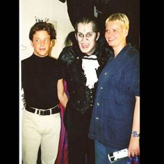 Steve backstage as Graf von Krolock #stevebarton #backstage #grafvonkrolock #tanzdervampire #vampire #musical #artist #singer #actor #dancer #rip #legend #rare #picture #photography #photo #musicaldarsteller #wien #raimundtheater