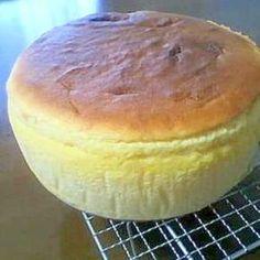 スフレチーズケーキ Daily Meals, Hamburger, Muffin, Pudding, Sweets, Bread, Breakfast, Cake, Desserts
