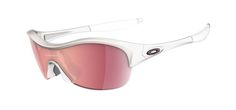 Want these running sunglasses from Oakley-breast cancer edition....bad!