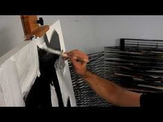 ▶ AB EX NY: The Painting Techniques of Franz Kline: Chief - YouTube