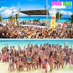Panama City Beach Is The Number One Choice For College Spring Break Hotel Deals