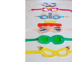Project #91: Fun Paper Glasses