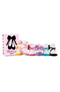 Trumpette Socks (Baby Girls & Toddler Girls) available at #Nordstrom