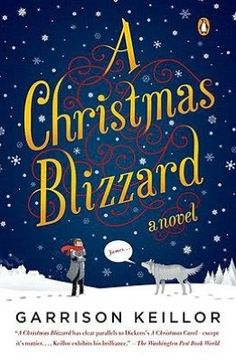 A Christmas Blizzard by Garrison Keillor - Reviewed on the blog! Chaos Theory - Book Review -