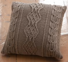 Aran Cushion