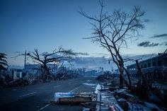 typhoon Haiyan (Chris McGrath/Getty Images)