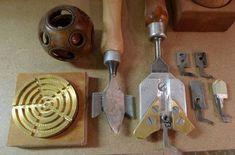 Woodturning Tools, Knife Block, Wood Turning, Canton, Gate, Wood, Segmented Turning, Wood Lathe, Wood Creations