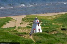 St Peters Harbor lighthouse [1881 - Saint Peters Harbor, Prince Edward Island, Canada]