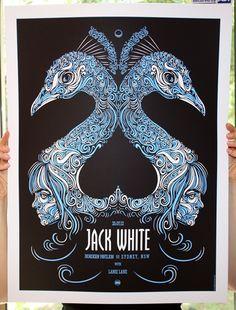 Todd Slater - Jack White - Lanie Lane