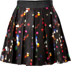 MILLY Skirt in Multicolor