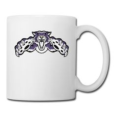 White Wildcat Sab04Fl Ceramic Coffee Mug 11oz Unisex Printed On Both Sides * Insider's special review you can't miss. Read more  : Cat mug