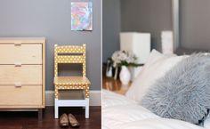 Kids Room polkadot chair