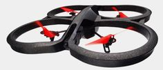 Parrot AR Drone 2.0 Power Edition hands-on video: Ultimate iPad accessory