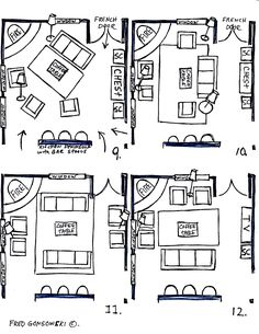 Living Room With Fireplace Layout layouts - rectangular sitting rooms - | furniture layout, sitting