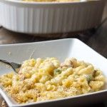 Jalapeno & Bacon Mac N' Cheese #SundaySupper | Dinners, Dishes, and Desserts