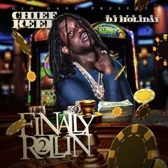 "Chief Keef releases part TWO of his ""Finally Rich"" series.  DJ Holiday is back with the hosting duties for ""Finally Rolling 2."" Back From the Dead 3 dropping X-Mas!"