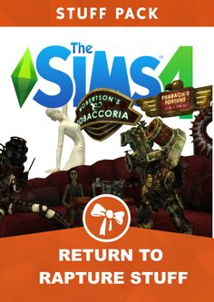It'S finally here, after losing my laptop for a month and a half. the first version of the return to rapture stuff. this first version contains a total of Sims 4 Game Packs, The Sims 4 Packs, Sims 4 Game Mods, Sims 4 Mods, Sims 4 Cc Skin, Sims Cc, Big Sister Little Sister, Little Sisters, Sims Challenge