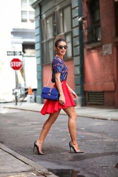 Street Style: NYFW Spring/2015