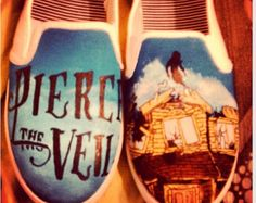 pierce the veil on Etsy, a global handmade and vintage marketplace.