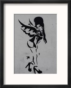 Amy Art Print by Banksy at Art.co.uk