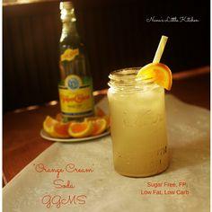 """""""Orange Cream"""" Soda Ggms (Fp)"""