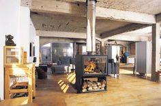 DON-BAR Design Foyers, Ontario Cottages, Loft, Decoration, Home Improvement, Sweet Home, New Homes, Farmhouse, Home Appliances