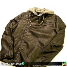 #Campera de P.U. lavado con capucha  . . . . #Mens #Jacket #Winter #Leather #MensWear #StreetWear #AW16 #Rock #JKT #LeatherJacket #RockrStyle #MockLeather . . . .  http://ift.tt/1LsBXF5.  #SamoaShop > 9 de Julio 445 #Cordoba.  543516425353 #Whatsapp