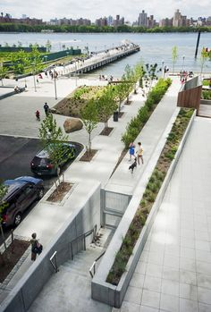 Join buildyful.com - the global place for architecture students.~~09 w-architecture the edge park « Landscape Architecture Works | Landezine
