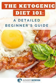 The Ketogenic Diet: A Detailed Beginner's Guide to Keto The ketogenic diet (keto) is a low-carb, high-fat diet that causes weight loss and provides numerous health benefits. This is a detailed beginner's guide. Learn more here: authoritynutritio… Visit: Cetogenic Diet, Ketosis Diet, Week Diet, Ketogenic Diet Plan, Ketogenic Lifestyle, Diet Menu, Beginning Ketogenic Diet, Lchf Diet, Paleo Diet