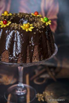Torta Al Cioccolato #CuorediSedano