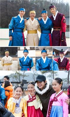 Moon Embracing the Sun - the young cast :) This is one KDrama where I wished the characters would never grow up; the child actors were amazing and so gorgeous!