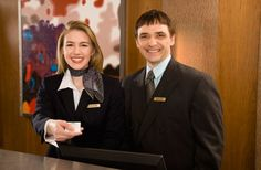 Learn Hotel Management English - One to One basis