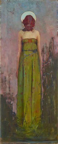 Sydney Long (Aus. 1871-1955)