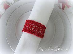 Lacy Crochet: Crochet Lace Trim, free pattern