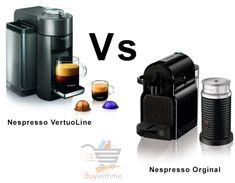Nespresso Vertuoline vs Original - Check which one is the best? Espresso Maker, Espresso Machine, Coffee Maker, Maker Labs, Security Gadgets, Gym Accessories, Canned Heat, Cooking Appliances, Wood Cutting