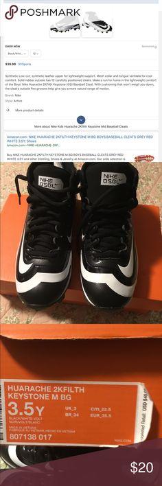 d378dedc7efb Zephaniah Girls Cheerleading Shoes New in Box. More description on ...