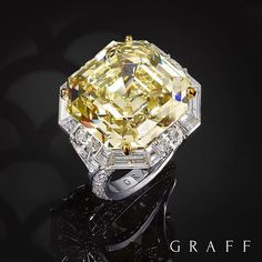 """7,596 Likes, 89 Comments - Graff Diamonds (@graffdiamonds) on Instagram: """"Divine Diamonds Graff is renowned for exceptional jewels, beautifully illustrated by this 33.15…"""""""