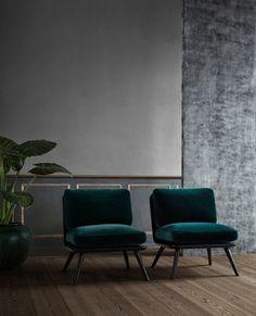 """Résultat de recherche d'images pour """"chaise en velours design"""""""