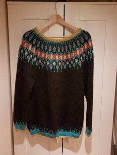 Ski Sweater, Fair Isle Knitting, Cardigans, Sweaters, Pullover, Blouse, Knits, Women, Fashion