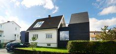 Påbygg eksisterende bolig // Rever & Drage