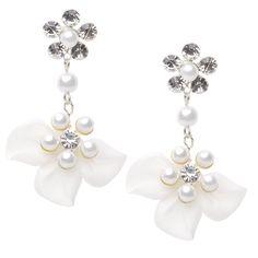 Bridal Blooms earrings