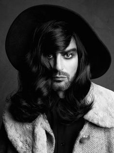 10 fotógrafos de moda que debes conocer Patrick Demarchelier. #MarcJacobs Styled by Katie Grand for Industrie #2.