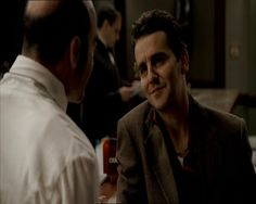 The Sopranos: Season 6, Episode 7 Luxury Lounge (23 Apr. 2006) John Ventimiglia, Artie Bucco, Max Casella , Benny Fazio,