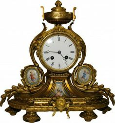 Mr Clock - The Antique Clock Dealer Mr Clock has been dealing in Antique Clocks and Barometers for over forty years. His collection is a result of a lifetime's dedication to his passion for Mantel Clocks, Cool Clocks, Antique Clocks, Vintage Clocks, Time Clock, French Antiques, Decoration, Vintage Items, At Least