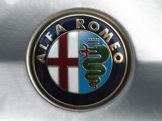In 1928 Nicola Romeo left, with Alfa going broke after defense contracts ended, and at the end of 1932 Alfa Romeo was rescued by Benito Mussolini's government, which then had effective control. Description from modernlogo.blogspot.ca. I searched for this on bing.com/images Buick, Bugatti, Car Symbols, Alfa Romeo Logo, Normal Cars, Alfa Romeo Spider, Industry Logo, Automotive Group, Car Logos